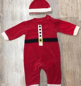 Детский новогодний костюм mothercare