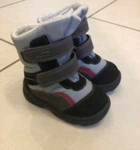 детские ботинки skandia р.20