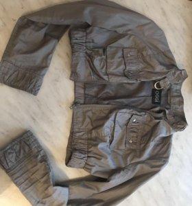 Курточка накидка болеро