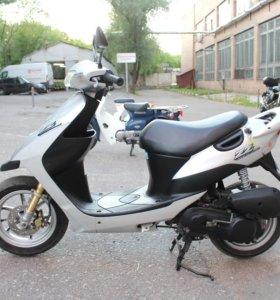 Скутер Suzuki ZZ 50 Без пробега по РФ
