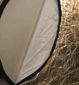 Отражатель для фотосъёмкм 5в1 + чехол