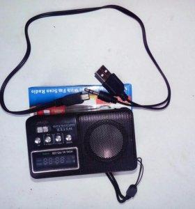 Колонка-радио