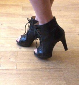 Туфли кожаные от Nine West