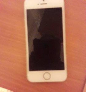 Айфон 5s( Gold) 16 гб