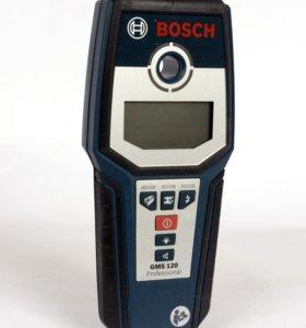 Детектор обнаружения GMS 120 PROF Bosch