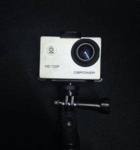 Продам экшен-камеру DBPOWER HD-720