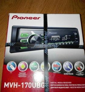 Pioneer MVH-170UBG