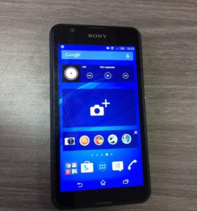 Продается четырехъядерный смартфон sony E2003