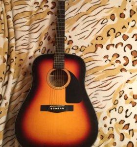 Гитара fender acoustics