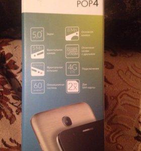 Продам Alcatel pop4