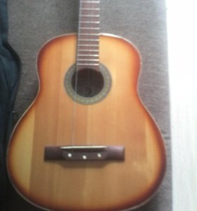 Гитара ( с чехлом )