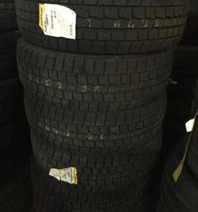 195/65/15 Dunlop зима Липучка новые комплект
