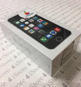 Apple iPhone 5s 16Gb Space Grey (RFB)