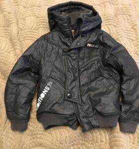 Куртка детская next осень-весна