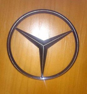 Эмблема багажника Mercedes-Benz E Class, W210