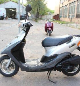 Скутер Honda Dio 50 AF35 SR без пробега по рф