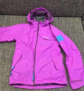 Зимняя куртка Дидриксон