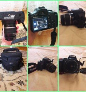 Canon DSLR 500d ( Rebel T1i)