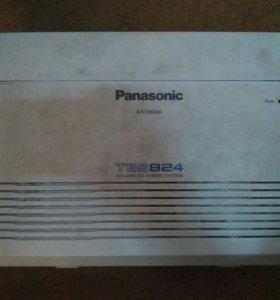 Продаю Мини АТС Panasonic KX-TES824