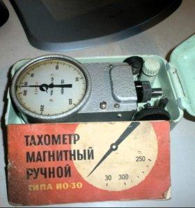 Тахометр магнитный ручной типа ИО 30