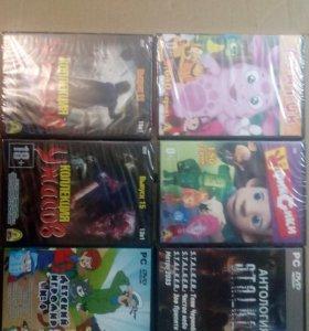 Диски dvd ( меняю)