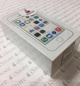 Apple iPhone 5s 16Gb Silver (RFB)
