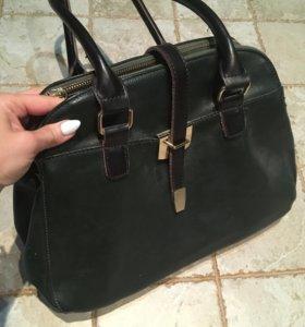 Женская сумка кожа