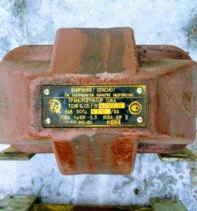 Трансформатор тока КРУВ-6