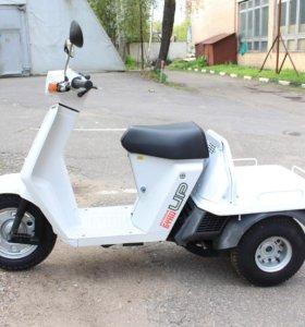 Скутер Honda Gyro Up 50 TA01 без пробега по рф