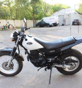 Мотоцикл Yamaha TW200 DG07J 2001 без пробега по рф