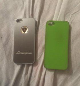 Чехлы для iPhone 5