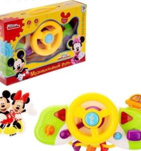 Новые музыкальные игрушки