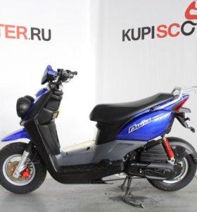 Скутер Yamaha BWS 50 4T инжектор, гарантия