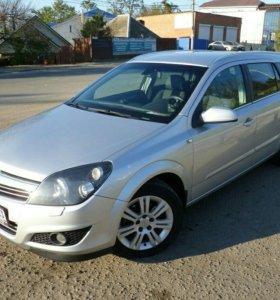 Опель Астра универсал (Opel Astra H)