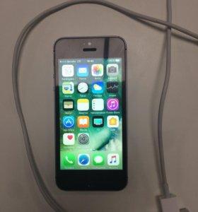 iPhone 5s чёрный