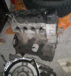 ДВС+АКПП Nissan QG15