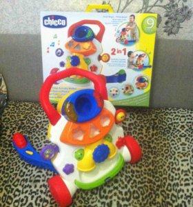 игрушка-каталка(ходунки)