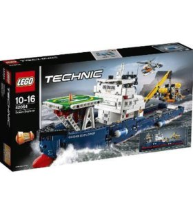 Конструктор LEGO Technic 42064 Исследователь океан