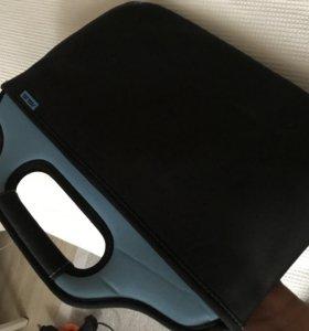 Сумка для ноутбука, нет-бука или планшета.