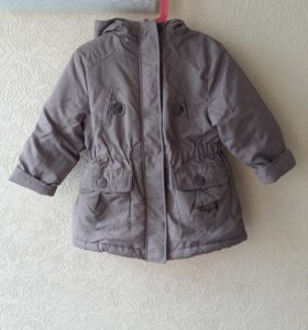 Новая Куртка 104