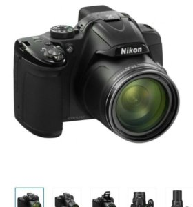 Nikon Coolpix P520 Black