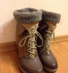 Зимние сапоги,полусапожки, ботинки, ботильоны