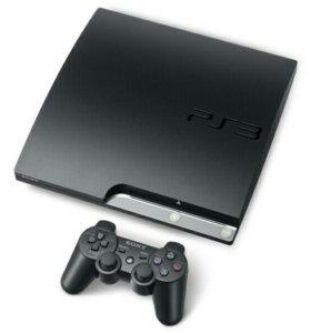 Продам PS3 , + диски , мувы и автомат .