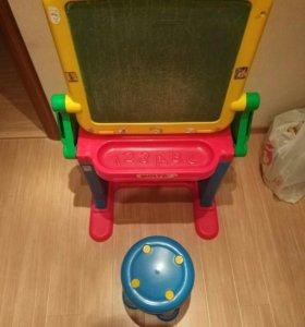 Столик детский раскладной