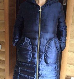 Зимняя пуховая куртка Елизавета  Франки
