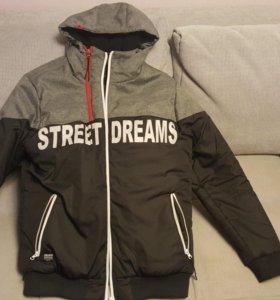 Зимняя куртка мужская р-р 48-50