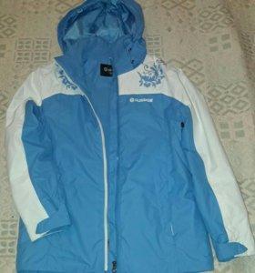 Куртка Glissade, размер 40-42, рост 154