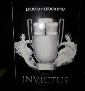 Invictus PACO RABANNE мужская вода