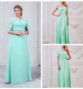 Вечернее платье-трансформер (Москва)