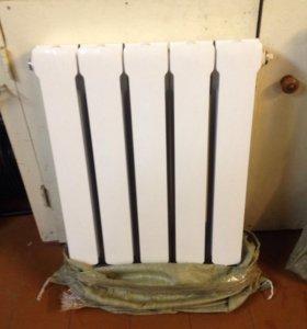 Биметаллические радиаторы RIFAR ALP 500/5,6,8секц